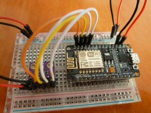 ESP8266 with BME280