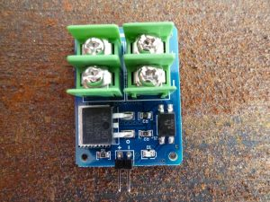 Mosfet Relay Switch