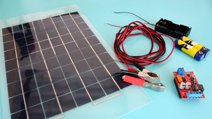 5A Lithium MPPT Solar Charger - Set Up Instructions – Robot Zero
